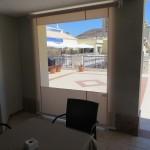 Folienfenster reinigen
