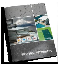 Prospekt: Wetterschutzrollos