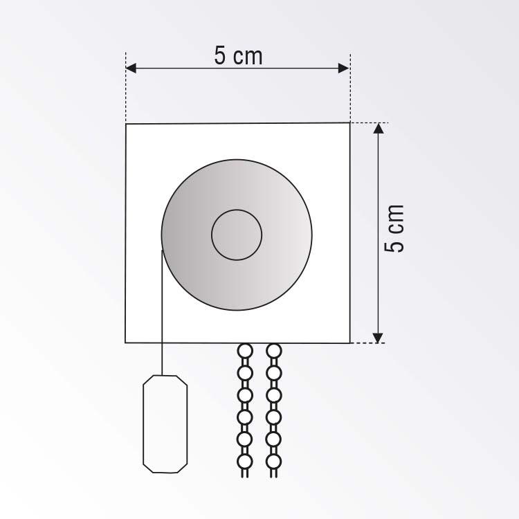 mini-kassettenrollo-50er