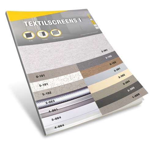 Kollektion: Textilscreens I